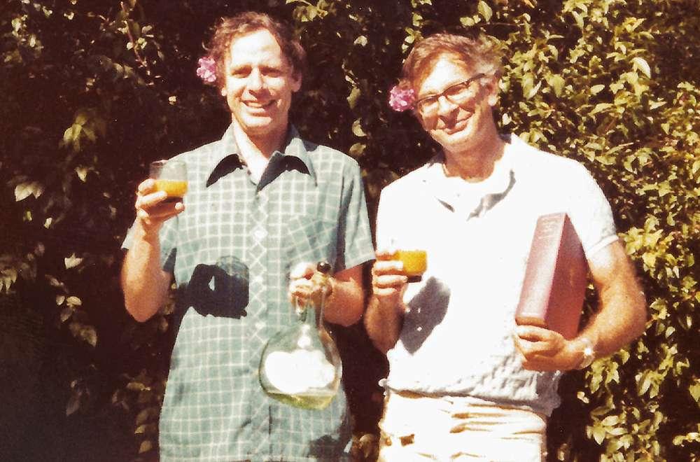 Amos Tversky and Daniel Kahneman