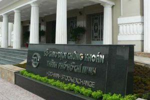 Sở giao dịch chứng khoán Hồ Chí Minh